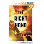 The Right Hand, Derek Haas' latest novel