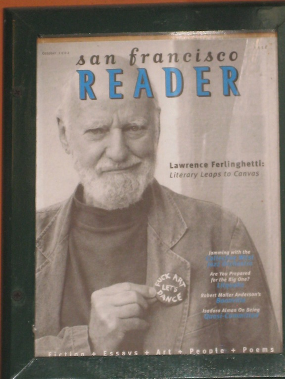 an analysis of lawrence ferlinghettis poem constantly risking absurdity Knowledge4africa worksheet with questions, answers and notes for lawrence ferlinghetti's constantly risking absurdity.