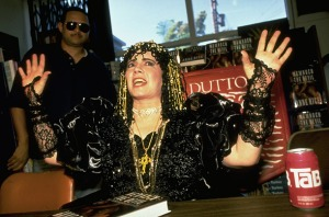 Anne Rice, bewitching at a book signing